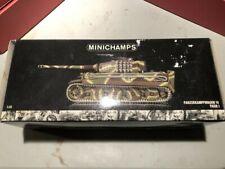 Minichamps 1/35th scale Panzerkampfwagen VI Tiger I tank