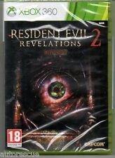 Resident Evil Revelations 2  BOX SET  'New & Sealed' *XBOX 360*