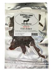 Elk Jerky - Spicy