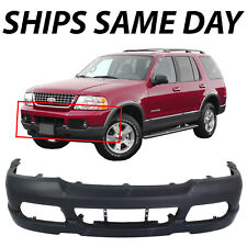 NEW Primered - Front Bumper Cover for 2002 2003 2004 2005 Ford Explorer Sport