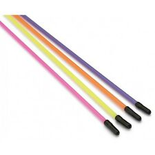 Selections RC Aerial / Antenna Tubes 1 x Purple 1x Pink 1 x Yellow 1 x Orange