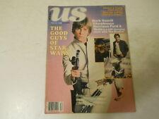 Mark Hamill, Christopher Atkins, Jamie Lee Curtis - Us Magazine 1980
