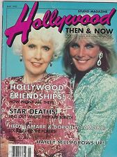 MAY 1990 HOLLYWOOD STUDIO vintage movie magazine LINDA EVANS