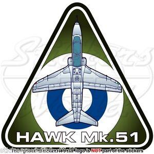 HAWK Mk.51 Finnish AirForce, Hawker Siddeley, BAe Systems FINLAND Sticker, Decal
