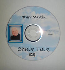Father Martin DVD Chalk Talk Twelve Steps Alcoholics Anonymous AA FREE SHIPPING