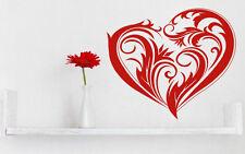 Adesivo Parete Cuore MAGICO Decalcomania Genuine Broomsticker Wall Art Astratto Arredamento UK