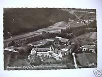 Ansichtskarte Gammertingen Hohenzollern Kurheim Zolleralb Liegehal