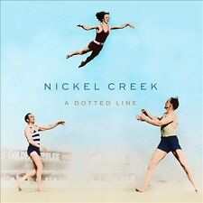 NICKEL CREEK CD - A DOTTED LINE (2014) - NEW - BLUEGRASS BRAND NEW SEALED