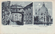 * VENEZIA - Ponte dei Sospiri e Chiesa della Salute