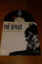 """Rod Stewart-ritmo de mi corazón-escasos 1991 Reino Unido 3-track 12"""""""