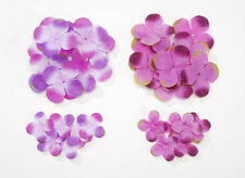 Flower Embellishment ~HYDRANGEA PETALS~Purple 40p