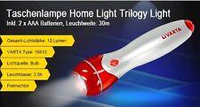 Handscheinwerfer Scheinwerfer VARTA Taschenlampe 30m Leuchtweite incl. Batterien