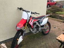 Crf 250 2015 low hours