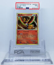 Pokemon BLACK STAR PROMO HO-OH #HGSS01 HOLO FOIL PROMO CARD PSA 9 MINT #*