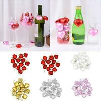 2PCS Plating Love Ball Christmas Tree Party Decorations