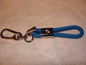 BMW  Keychain. Blue