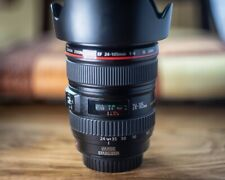 Canon EF 24-105mm F/4 L Is USM Zoom Lens