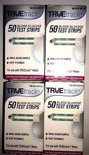 TrueTrack de glucosa en sangre (200) Tiras de prueba * tiempo especial * Vencimiento: 10/31/2021