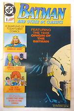 batman and the other classics 1  dc  comics