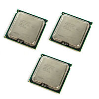 Lot of 3 Intel Xeon 5160 Dual-Core 3.00GHz 4MB 1333MHz LGA771 SL9RT Server CPU