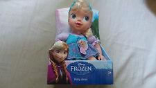 New Disney Frozen Rare PACKAGE ERROR Elsa Anna Baby Sucks Thumb