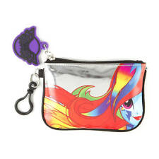 My Little Pony Coin Purse Equestria Girls Rainbow Dash Metallic Change Hasbro