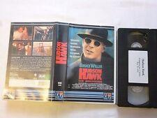 Hudson Hawk Der Meisterdieb Bruce Willis FSK ab 12 Jahre VHS gebraucht
