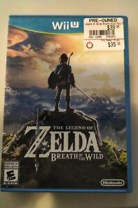 The Legend of Zelda: Breath of the Wild (Wii U, 2017)