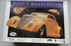 Testors Boyd's Smoother 1:24
