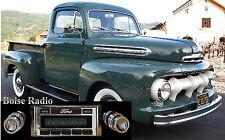 NEW USA-630 II* 300 watt 1951-52 Ford F-Series Truck AM FM Stereo Radio iPod USB