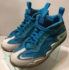Nike Air Max 360 Diamond Griff Blue Green White Shoes 580398-401 Men's Size 9.5