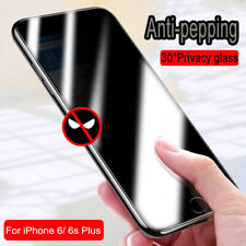 HD Anti-Peeping Privacy Tempered Glass Screen Protector Flim For iPhone 6s Plus