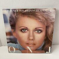 Olivia Newton-John's Greatest Hits Vinyl Record LP
