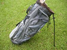 Nike Golf stand bag, IZZO Dual strap system, Great color !!