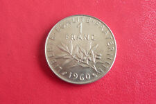 France 1 Franc 1960 SPL