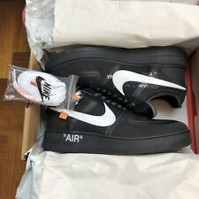 OFF-WHITE X AIR FORCE ONE LOW BLACK