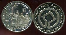 Médaille PATRIMOINE MONDIAL 2005   ( diametre 3 cm )