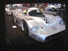 Photo Sauber Mercedes C11 1000 km Nürburgring 1990 #2 Mass / Wendlinger