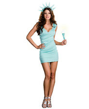 Statue Of Liberty Costume - Dreamgirl 6540
