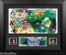 Film Cell Genuine 35mm Framed Matted Alice in Wonderland  Montage USFC5825