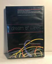 I Dream of Wires DVD 2013 RARE Eurorack synth ARP 2600 Moog Emerson synthesizer