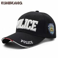 New Brand Police Baseball Cap Men Embroidery Army Tactical Snapback Caps Gorras