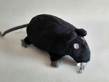 * 1x  Kuscheltier/Schmusetier Ikea Ratte Ratta Gosig schwarz ca. 20cm