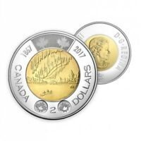 Canada 2017 $2 Dance Of The Spirits Toonie Coin (Brilliant Uncirculated)