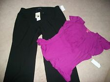 NWT 2-Pc. Plus Size Outfit - Size 20W/2X - 70% off - Jones New York/Sunny Leigh