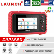 LAUNCH CRP129X Automotive Scan Tool OBD2 Code Reader Car Diagnostic Scanner ABS