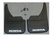 Honda Logo Universal Car Mudflaps Front Rear Accord Civic Mud Flap Guard