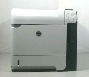 HP Laserjet Enterprise 600 M602DN Digital Photo Workgroup B&W Printer USB 2.0