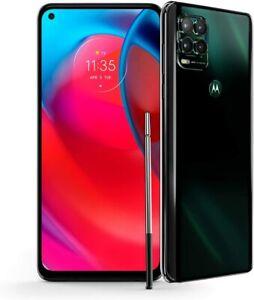 New Motorola Moto G Stylus 5G 256GB/6GB 2021 Cosmic Emerald UNLOCKED XT2131-1