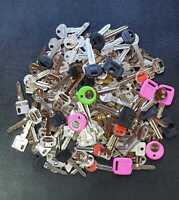 1,5 KG Schlüssel verschiedene Sorten nicht gefräßt NEUWARE kein Schrott